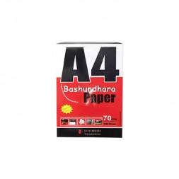 Bashundhara Paper A4 Size (70 GSM) 1 Rim