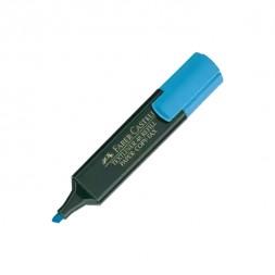 Faber Castell Highlighter Marker Blue