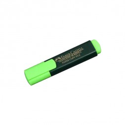 Faber Castell Highlighter Marker Green