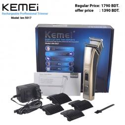 Kemei Model:5017