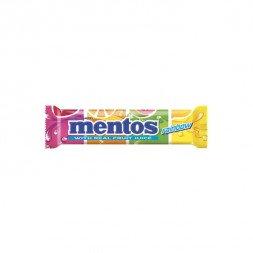 Mentos Rainbow Candy Roll