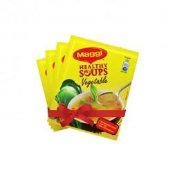 Nestlé MAGGI Healthy Soup Vegetables (25 gm*4)