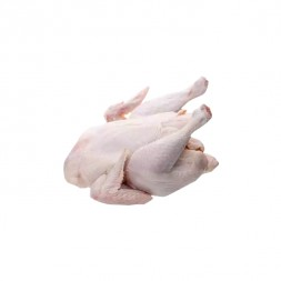 Whole Broiler Chicken Skin On (Net Weight ± 50 gm)